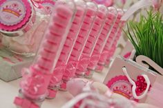 Great candy favors