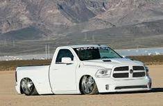 Bagged Trucks, Mini Trucks, Ram Trucks, Dodge Trucks, Cool Trucks, Pickup Trucks, 2014 Ram 1500, Muscle Truck, Dropped Trucks