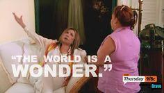 The world is indeed a wonder, Mama Elsa. #RHOM