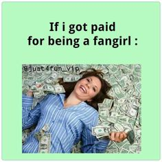 I'd use the money to go to conventions ayyyyee