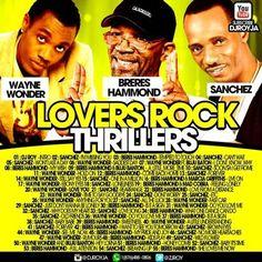 "Check out ""DJ ROY - BERES HAMMOND SANCHEZ WAYNE WONDER LOVERS ROCK THRILLER"" by theMixFeed.com on Mixcloud"