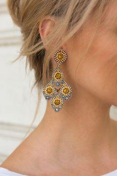 Beaded Earrings Patterns, Seed Bead Earrings, Cute Earrings, Ear Jewelry, Beaded Jewelry, Handmade Jewelry, Jewellery, Seed Bead Jewelry Tutorials, Earring Tutorial