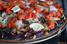 Healthy pizza met bloemkoolbodem   Miss Craftsy