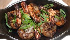 Super Bowl Sunday Snacks: Salt & Pepper Shrimp: Chris Santos, Chopped — The New Potato