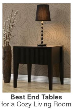 Best End Tables for a Cozy Living Room from Overstock™. These are the things to consider when you're shopping for the perfect accent tables.