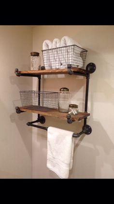 Luxury Shelf with Hanger Bar
