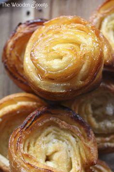 puff pastry Kouign Amann