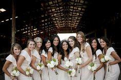 Vintage Style Farm Wedding - Rustic Wedding Chic