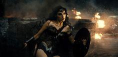 Dawn of Justice, or even very much screen time, but Wonder Woman still manages to steal the show from her caped counterparts in the superhero spectacle. Despite the popular 1970s television series starring Lynda Carter, this is the first time the lasso-wielding crusader has been in major live-action film. Tasked with playing the Amazonian warrior is 30-year-old Gal Gadot — a model who stumbled into acting when an agent spotted her photo and asked her to audition for a Bond girl role. By t...