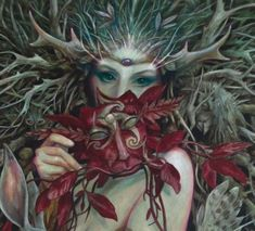 by Brian Froud, fairies and fay folk