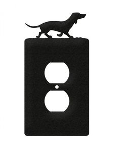 Dachshund Sweater, Dachshund Love, Electrical Outlet Covers, Electrical Outlets, Powder Coat Paint, Always Coca Cola, Light Switch Covers, Home Accessories, Dachshunds