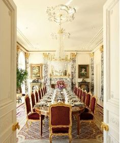 My dream Grand Dining Room