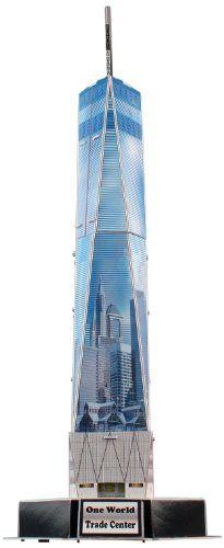 One World Trade Center 3D Puzzle, 23-Piece Daron http://www.amazon.com/dp/B00BL4WV3I/ref=cm_sw_r_pi_dp_GnNDwb1QJK9A1