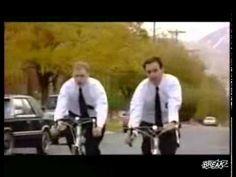 Door To Door Atheists Bother Mormons Video - YouTube This was freaking hilarious.