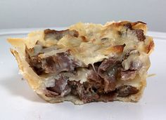 """French Dip """"Cupcakes"""" 4 Weight Watchers Points+ this is happening like tomorrow!!"""