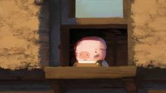 "First trailer for ""The Dam Keeper"" indie short-film by Dice Tsutsumi and Robert Kondo (Pixar artists)."
