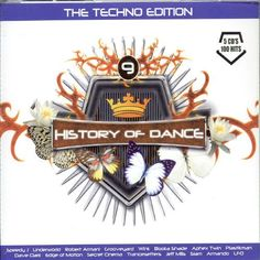 History of Dance, Vol. 9: De Techno Edition - Various Artists | Releases | AllMusic