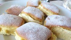 Topfenauflauf mit Aprikosen - Bine kocht! French Toast, Baking, Vegetables, Breakfast, Health, Desserts, Recipes, Food, Flourless Cake