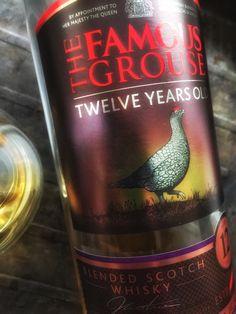 Famous Grouse Single Malt Scotch Whisky
