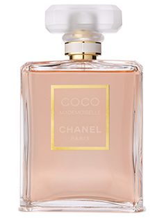 Chanel Coco Mademoiselle: This rich oriental fragrance with a bright citrus side is utterly glamorous.