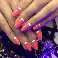 #гельлак#маникюр#ногти#ноготки#лунныйманикюр#лунки#дизайн#дизайнногтей#nail#nailart#spb#спб
