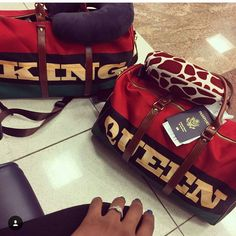 Black #Cosmopolitan Travel like royalty. Check out @kingdom_of_mel for these waterproof duffle bags....   #Bags, #Creativity, #DuffelBag, #Economy, #Luggage, #RoyaltyPayment, #WATERPROOFING        Travel like royalty. Check out @kingdom_of_mel for these waterproof duffle bags. More styles available at www.kingdomofmel.com  _________ Natural Hair bites are snippets of news and Fashion collected from around the web gathered for our community. (391 Likes at 2017-07-26 05:54: