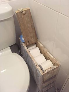 ★★ Rustic Shabby Chic Bathroom Storage Box ★★ Made to order, this storage is designed to fit in the awkward spaces you find in the bathroom, but really it can be used anywhere in the home. Design with a pull-up lid, you can store shoes, bags, toilet rolls, nicknacks, etc. White