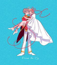 Cardcaptor Sakura, Son Chat, Card Captor, Girls Anime, Cute Anime Couples, Magical Girl, Anime Love, Cute Art, Anime Art