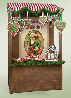 christmas market stall ideas - Google Search