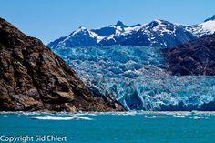 Sawyer Glacier,Tracy Arm Fjord, Alaska