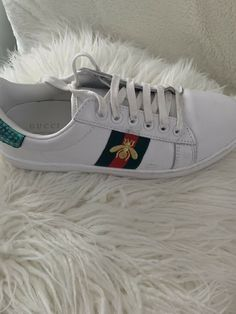 6e1216d3bac Gucci Ace Embroidered Bee Shoes Sneakers Women s