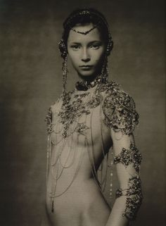bohemea: The Poetic Spirit - Vogue Italia by Paolo Roversi, September 2003