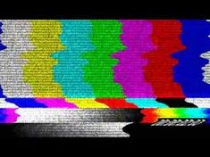 TV Color Bars - Distorted with Static and Timecode - 5 seconds of color bars version of television static. Les images impressionnantes de diy furniture q - Youtube Editing, Intro Youtube, Youtube Logo, Youtube Channel Art, Youtube Hacks, Youtube Banner Backgrounds, Youtube Banners, Tumblr Backgrounds, Cute Backgrounds