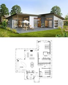 This Plan Includes My Changes. Original At The Link. 1948sf