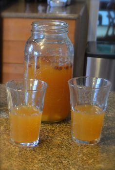 Water Kefir (Healthy Homemade Soda Alternative) This looks really interesting, I want  to try it.