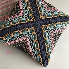 Ravelry: Squared Lost in Time pattern by Johanna Lindahl
