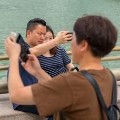 Selfie, Singapore