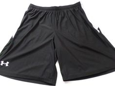 Under Armour Shorts Mens Size XL XLarge Basketball Gym Athletic Running Training #UnderArmour #Shorts