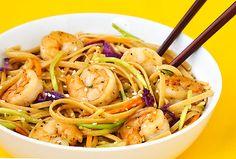 Quick and Easy Shrimp Stir-Fry