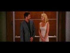 The ugly truth elevator scene - YouTube There, you see - chemistry. ;-D