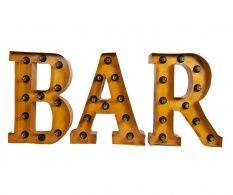 Antic Line Bar Electric Sign, cm Electric Signs, Bar Signs, Home Living, Discount Designer, Branding Design, Las Vegas, Orange, Logo, Street