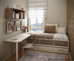 Delicately designed to fit in every corner! I like this a lot @ deco-designing.blogspot.com