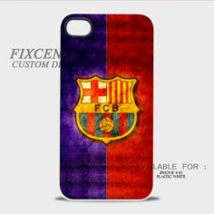 FC BARCELONA - iPhone 4/4S Case
