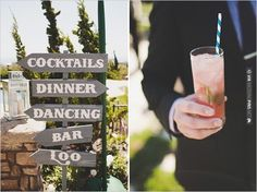 wedding signs | VIA #WEDDINGPINS.NET