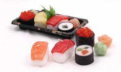 #Sushi Candles