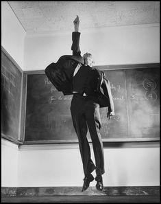 Julius Robert Oppenheimer, 1958