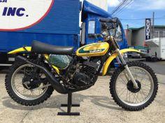 1973 - Suzuki RH250 Works Bike - Vintage Motocross