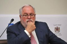Participation of Miguel Arias Cañete, EU Commissioner for Energy and Climate Action, at the INDC Forum organised in Rabat, Morocco (EC Audiovisual Services, 13/10/2015)