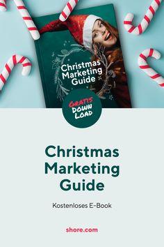 Du möchtest das diesjährige Weihnachtsgeschäft voll auskosten? Wir zeigen dir, wie das geht - mit wertvollen Marketing-Tipps, zahlreichen Vorlagen und interessanten Fakten!  Freu dich auf:  Übersichtskalender, Weihnachtliches Bilderpaket, Newsletter-Aktionen & -Vorlagen, Social Media Ideen, Briefpapier- und Gutschein-Vorlage uvm.   Unser Christmas Marketing Guide ist mehr als ein E-Book - er ist eine Sammlung von zahlreichen Tipps, Vorlagen, Facts und vielem mehr!