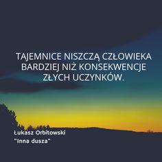 #orbitowski #innadusza